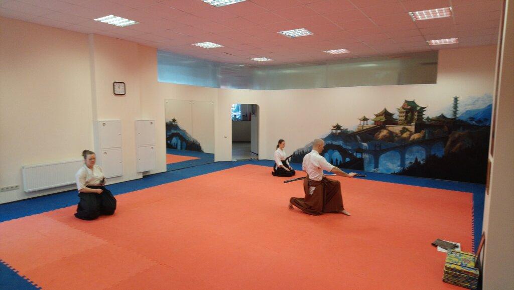 спортивный клуб, секция — Группа изучения и практики традиционных воинских искусств Мумонкан — Москва, фото №1