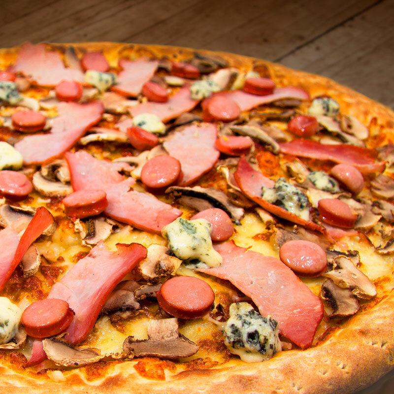 пиццерия — Presto Pizza — Полоцк, фото №5