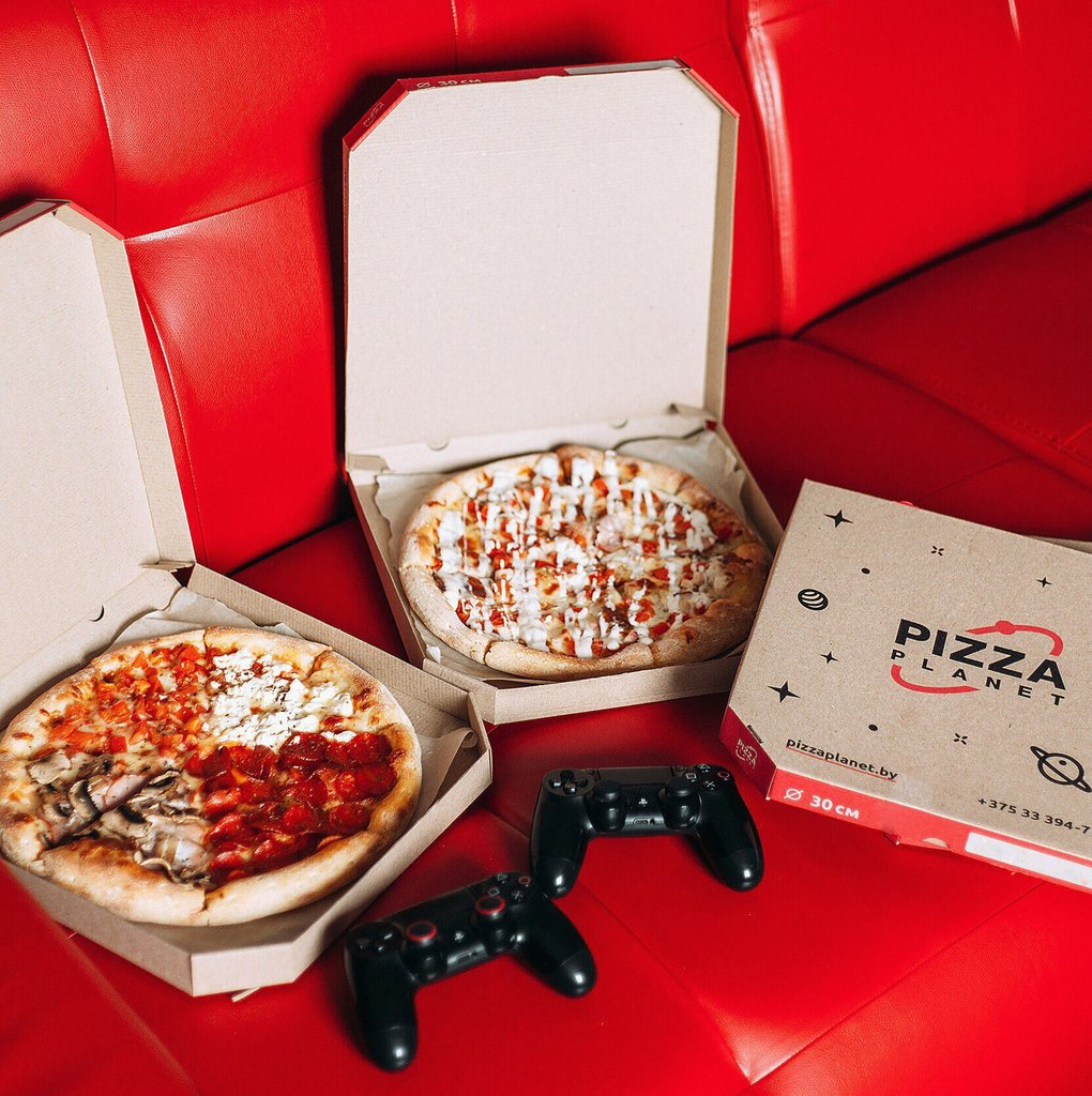 пиццерия — Pizza Planet — бесплатная доставка пиццы — Витебск, фото №5