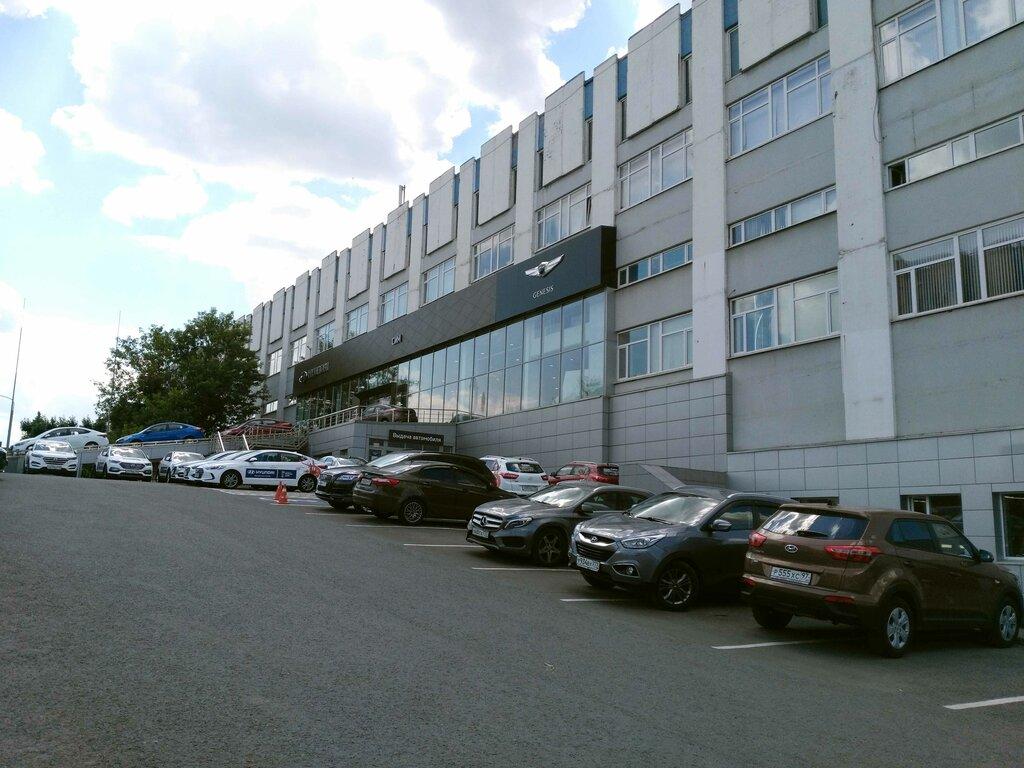 Автосалоны хендай в москве варшавское шоссе купить опель мокка в автосалоне в москве