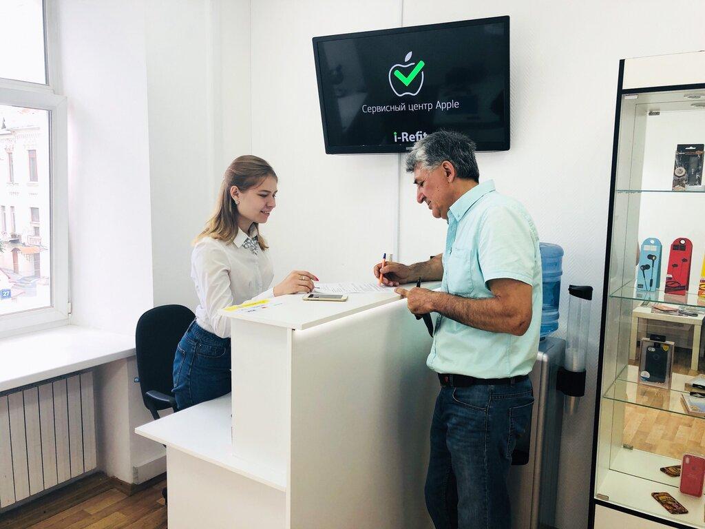 ремонт телефонов — I-Refit.ru - Сервисный центр Apple — Москва, фото №1