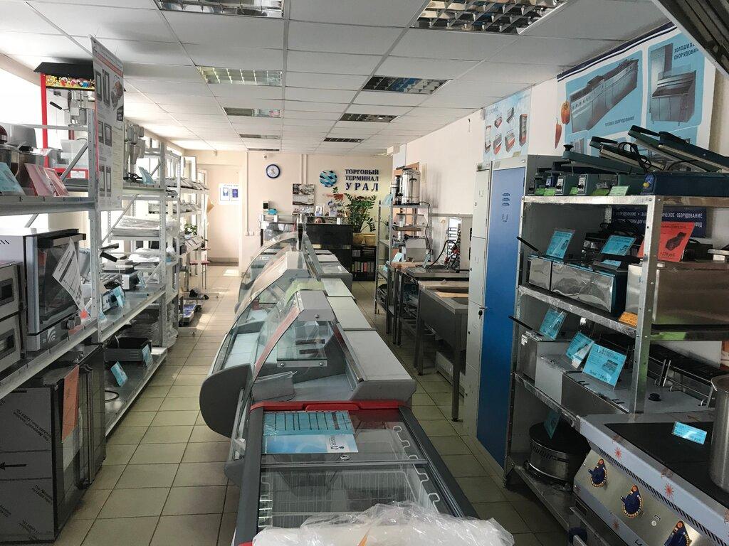торговое оборудование — ГК Торговый Терминал Урал — Челябинск, фото №5