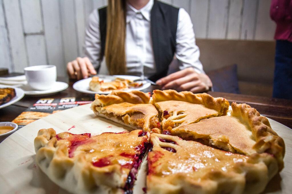 доставка еды и обедов — Осетинские пироги № 1 — Москва, фото №1