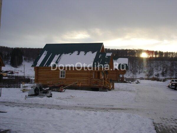 санаторий — Гостиный двор Парма — село Нижнекаянча, фото №10