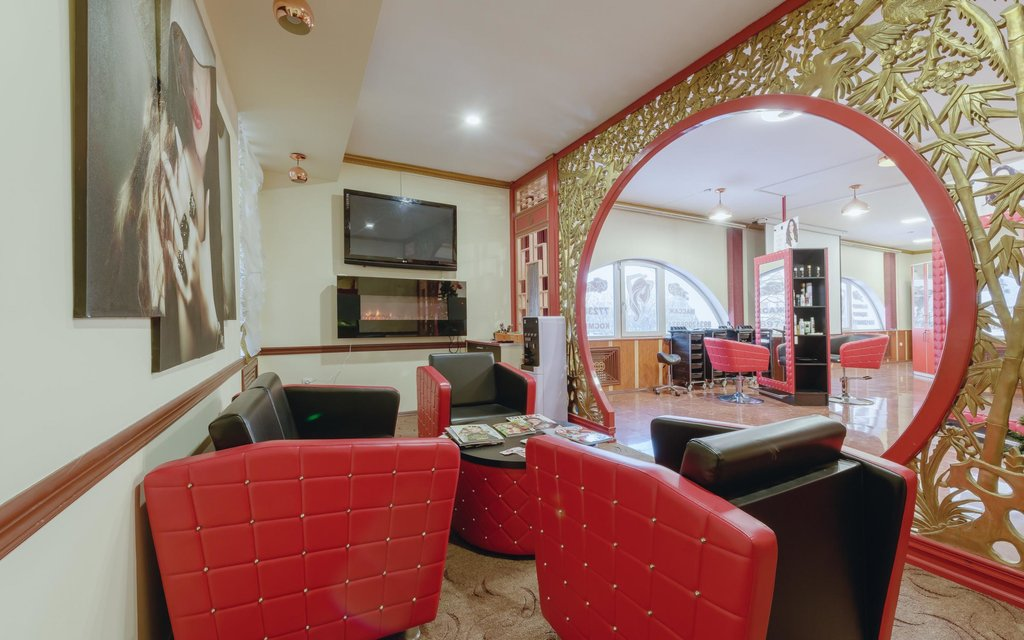 салон красоты — Red Queen — Санкт-Петербург, фото №6