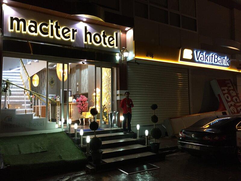 Maciter Hotel