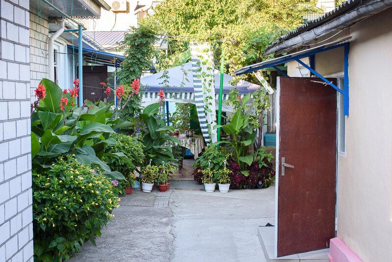 Отдых в частном секторе Анапы