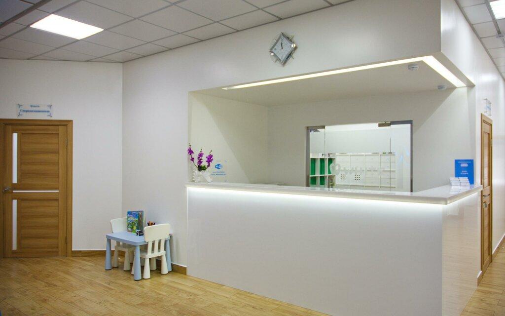 стоматологическая клиника — White — Санкт-Петербург, фото №1