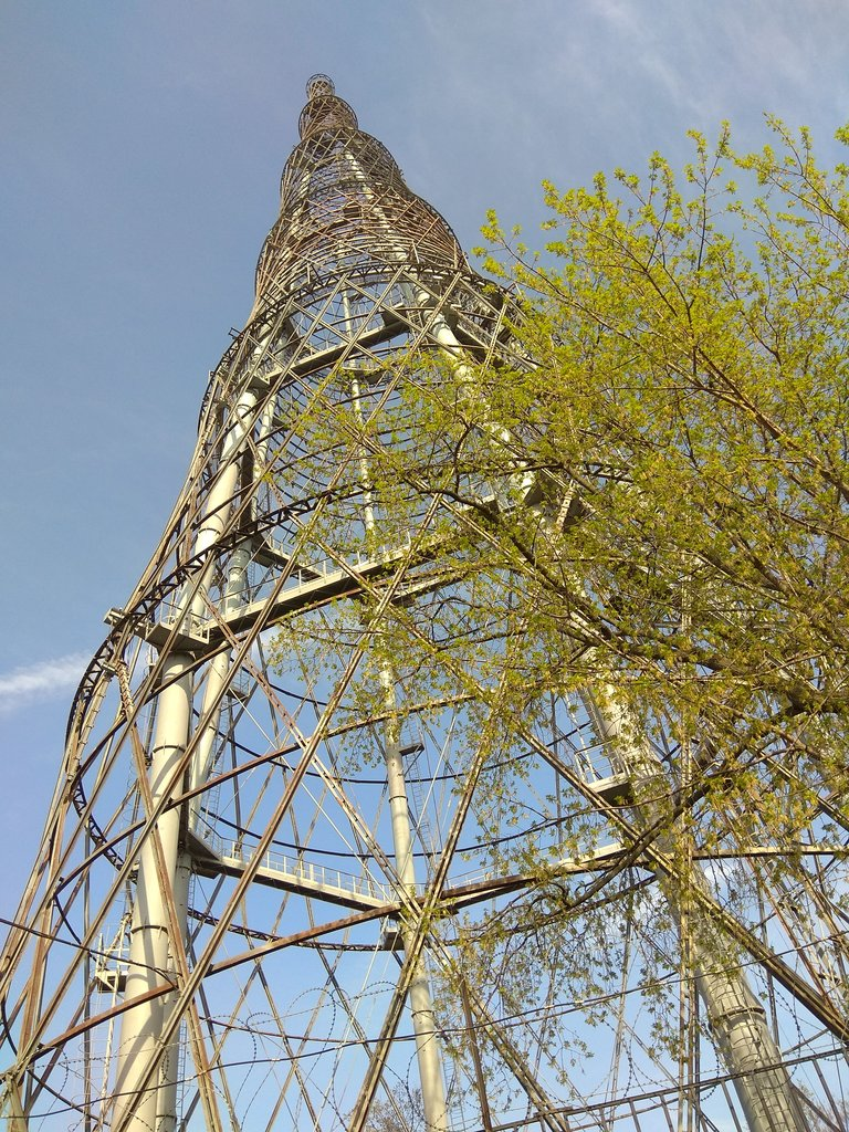 достопримечательность — Шуховская башня — Москва, фото №8