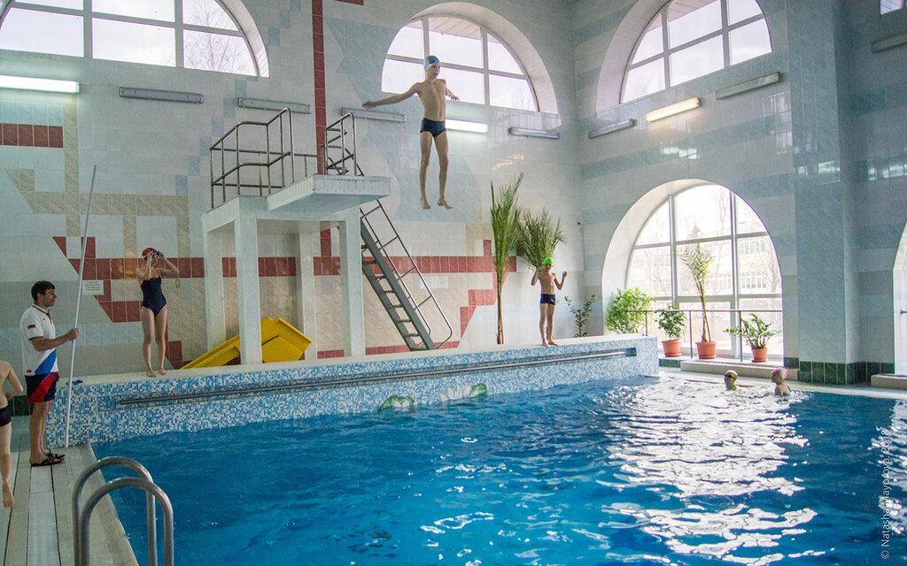 бассейн — Лотос — посёлок городского типа Богородское, фото №9