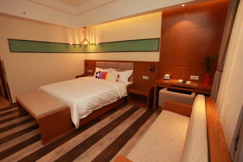 Panda Prince Hotel Chunxi Road Branch