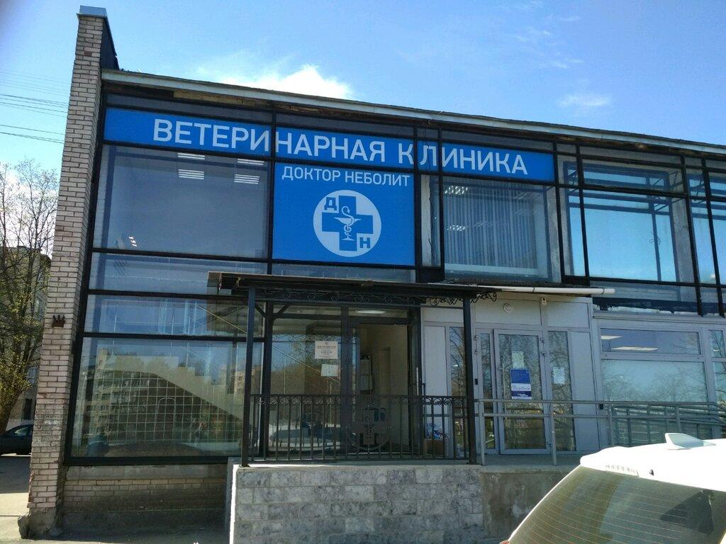 ветеринарная клиника — Доктор Неболит — Санкт-Петербург, фото №3