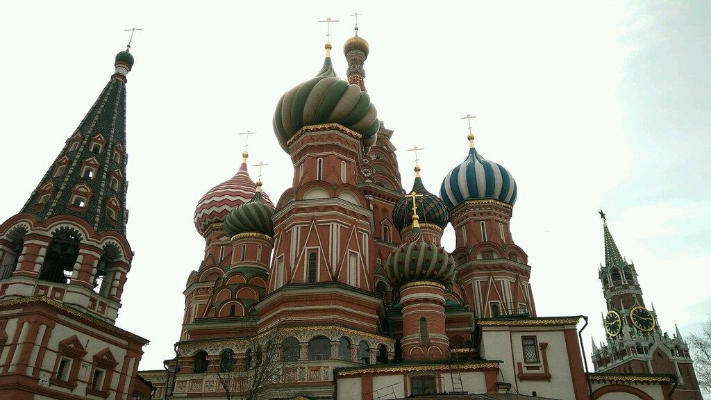 православный храм — Троицкая церковь — Москва, фото №3