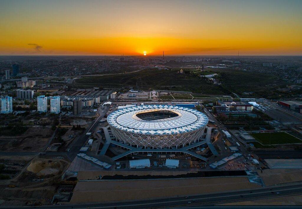 Картинки нового стадиона краснодара способ