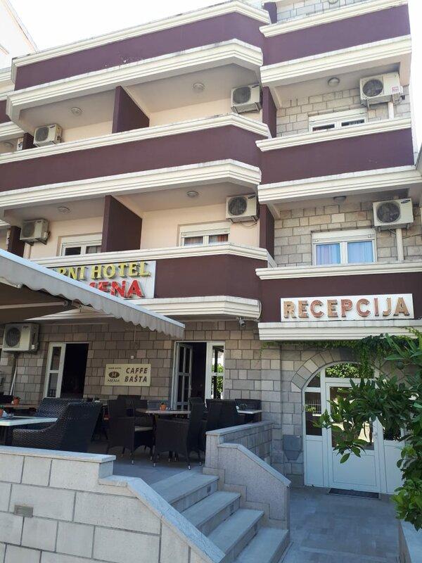 Отель Мена
