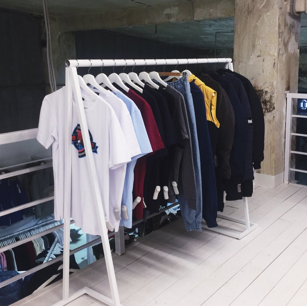 the latest d83e0 83d1b Ritmika Streetwear Shop, clothing store, Russia, Moscow ...