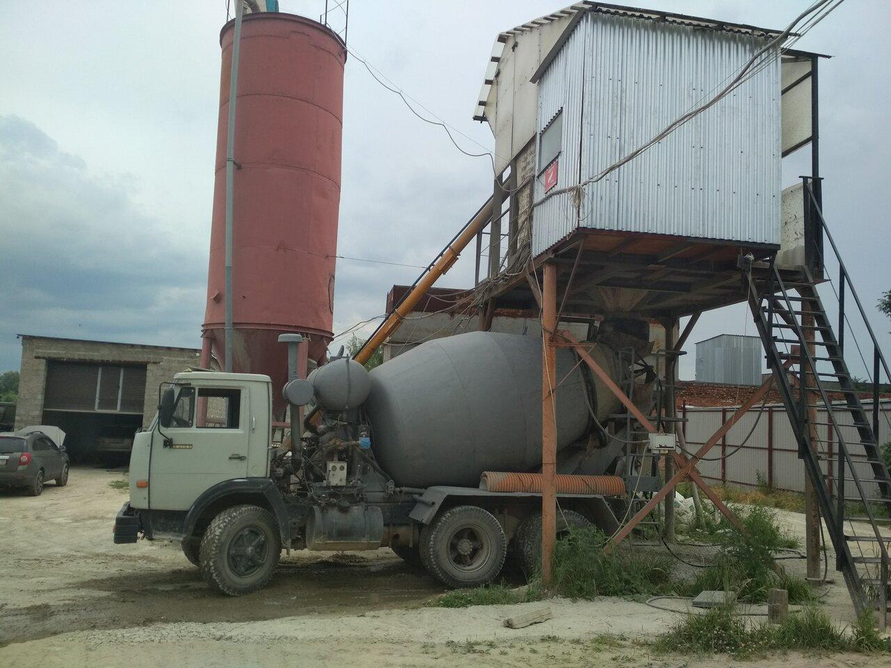 бетон таруса
