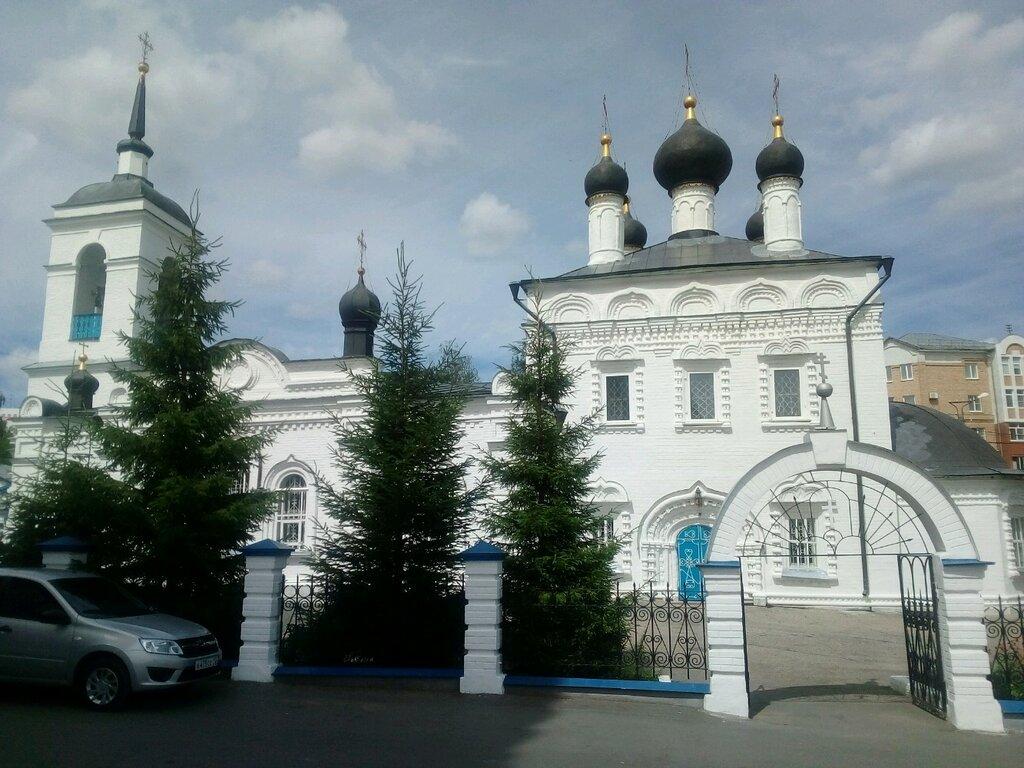 православный храм — Иоанно-Богословский Кафедральный собор — Саранск, фото №6