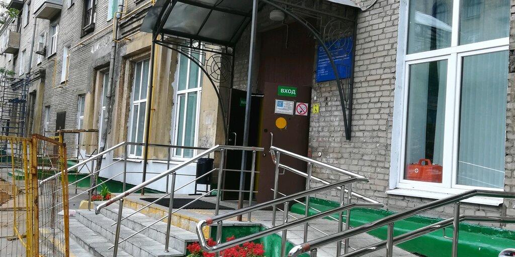 детская поликлиника — Детская городская поликлиника № 39 филиал № 3 — Москва, фото №1
