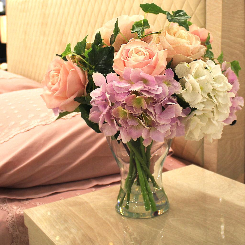 Цветы фото в вазах