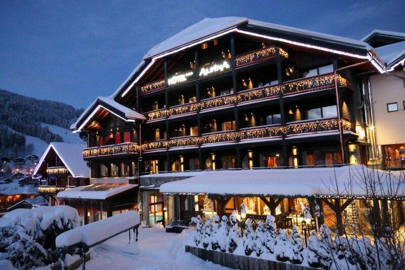 Hôtel Alpina