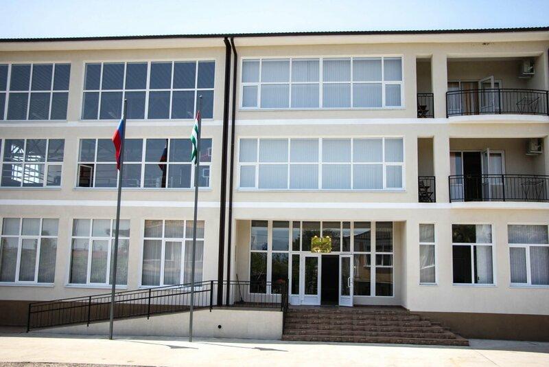 Спортивно-гостиничный комплекс Жемчужина