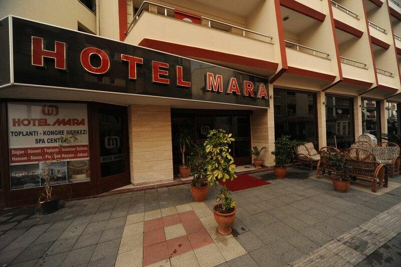 Отель Mara Palace