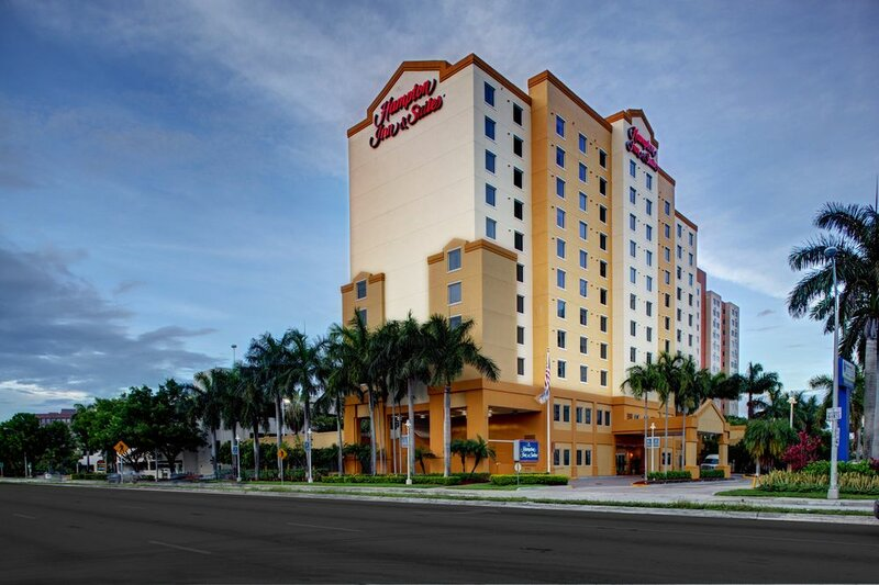 Hampton Inn & Suites - Miami-Airport South/Blue Lagoon