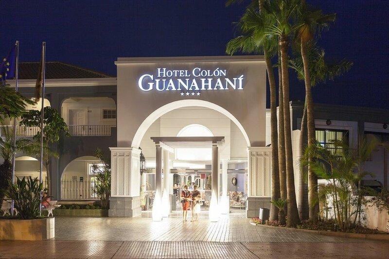 Adrián Hoteles Colón Guanahaní