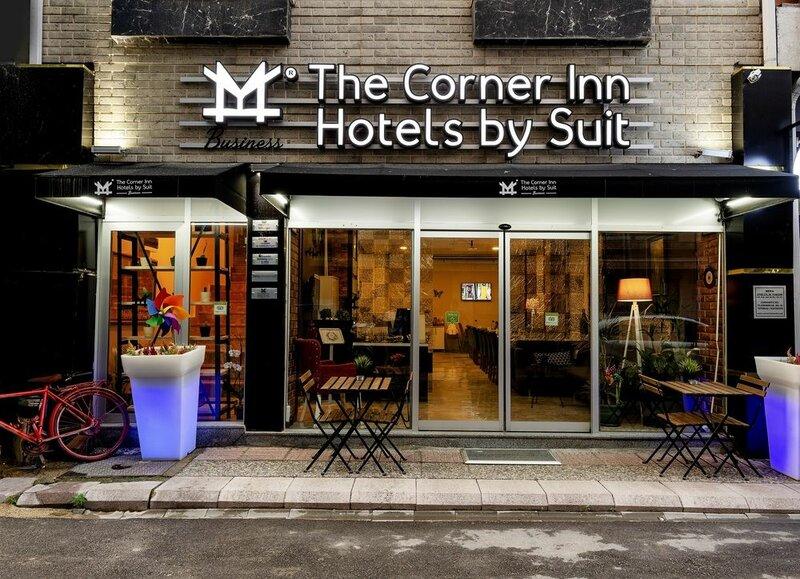 The Corner Inn Hotel Suit
