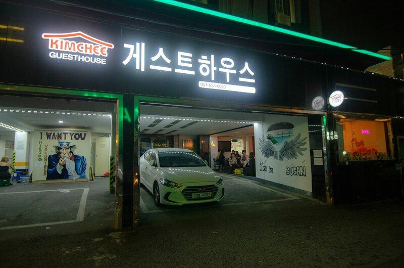 Kimchee Busan Downtown Guesthouse