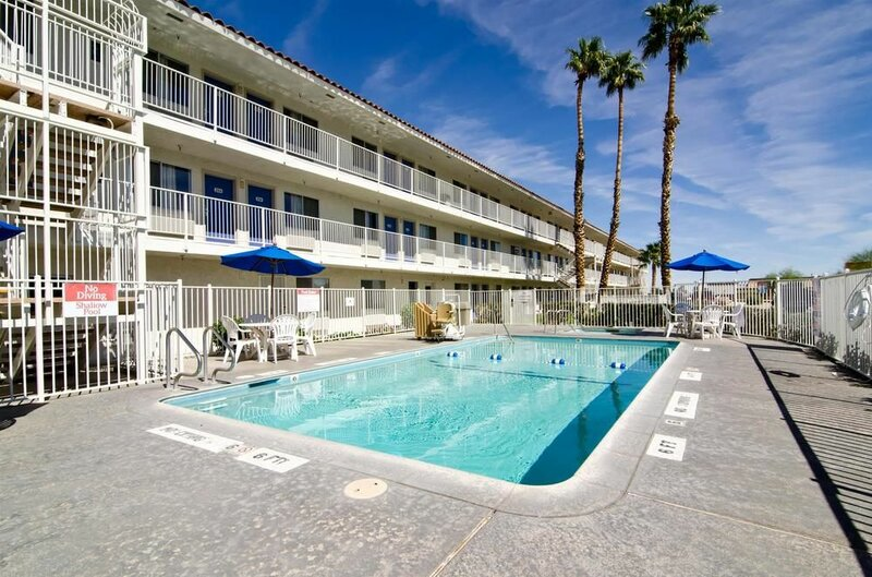 Motel 6 Twentynine Palms, Ca