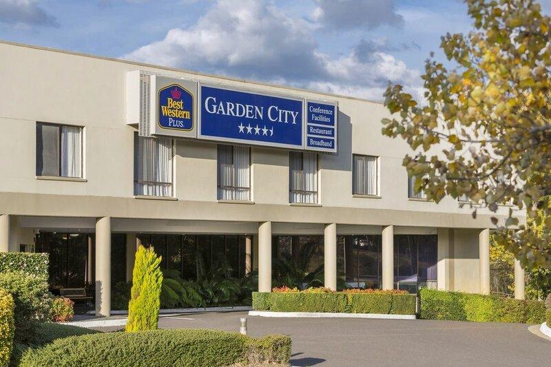 Garden City Hotel, Best Western Signature Collection