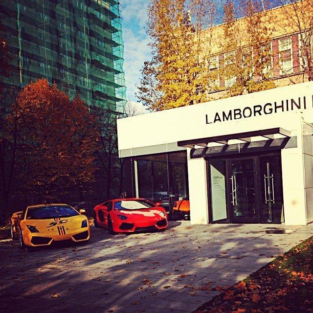 Ламборджини автосалон москва аренда автомобиля на кипре без залога