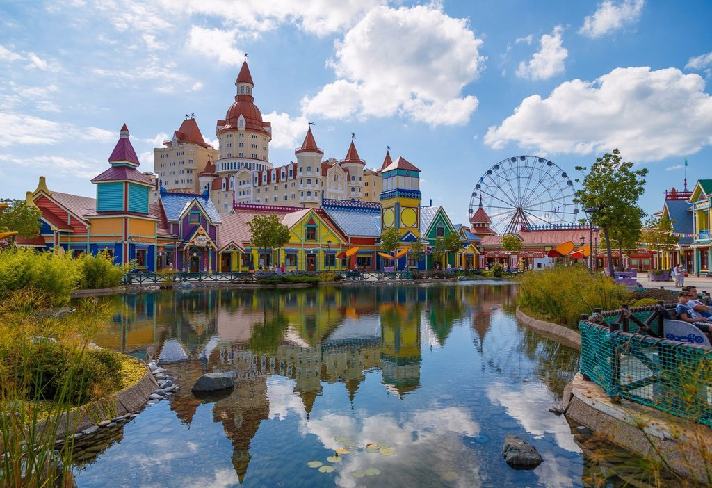 park — Olympic Park — Sochi, photo 2