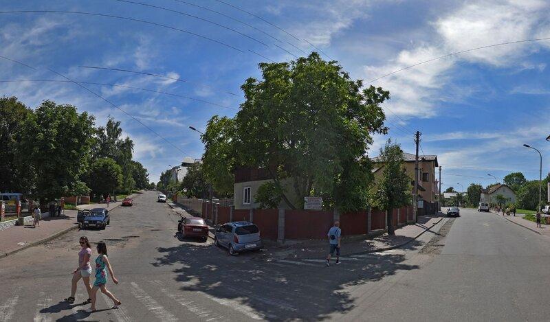 Villa in center of Truskavets