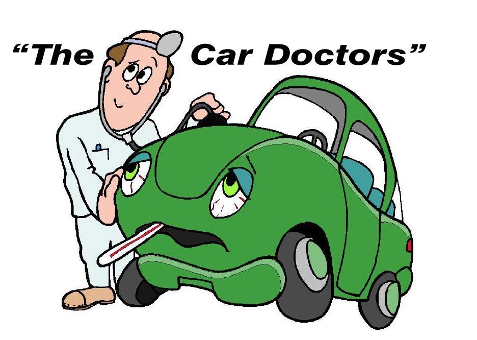 Открытка ремонта автомобиля