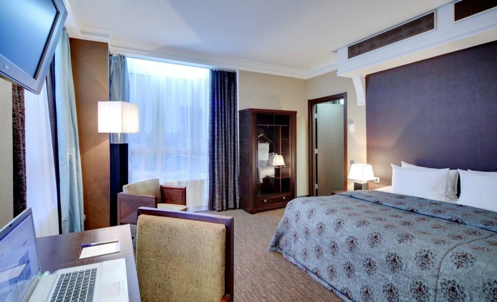 гостиница — Four Elements Hotels Perm — Пермь, фото №5