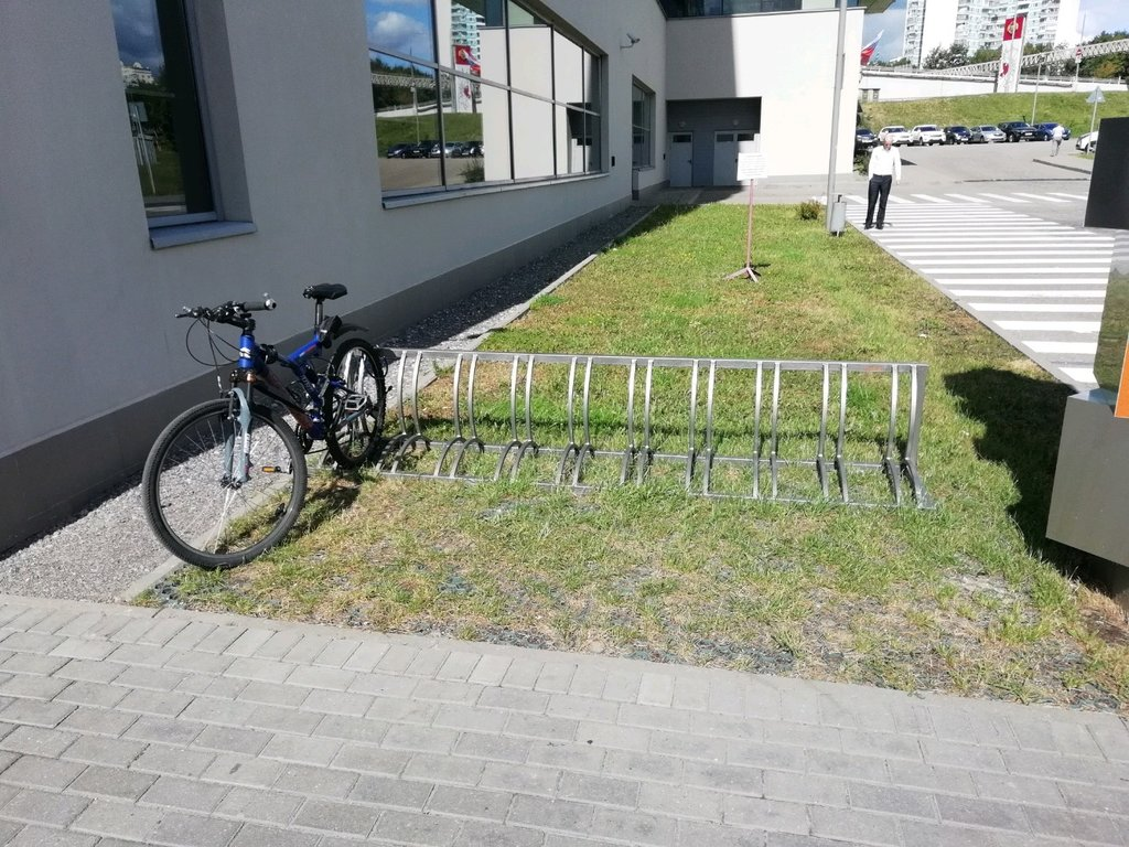 Велосипедные стоянки фото пленки