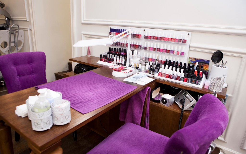 салон красоты — Салон красоты Victoria — Санкт-Петербург, фото №4