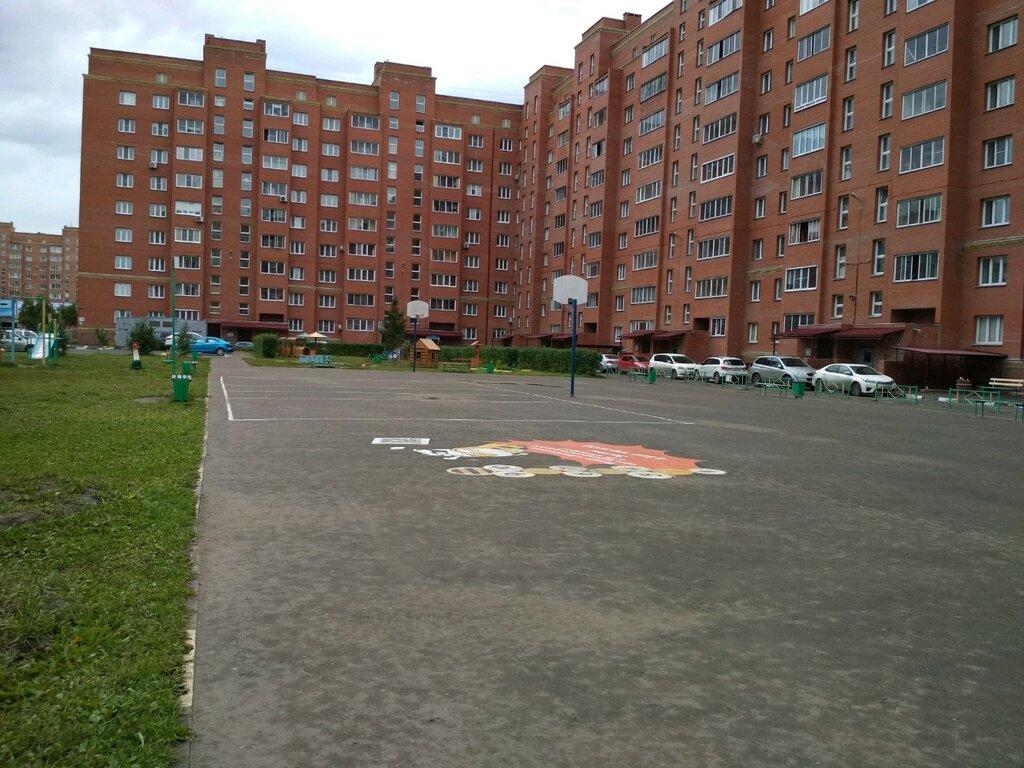 municipal housing authority — ТСН Комарова 16 — Omsk, photo 1
