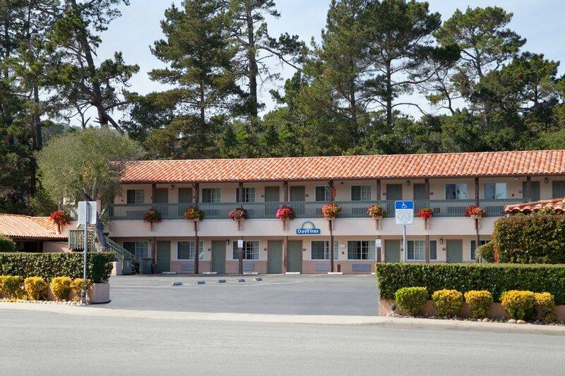 Days Inn Monterey-Fishermans Wharf Aquarium