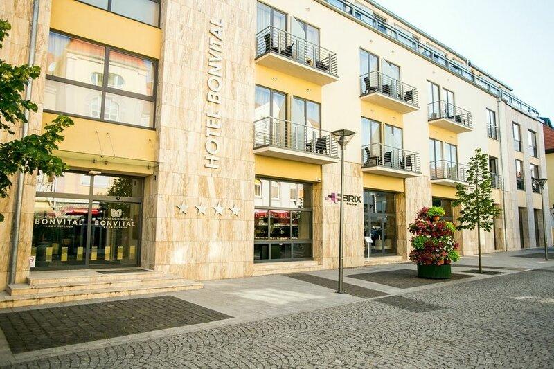 Bonvital Wellness & Gastro Hotel Hévíz - Adults Only