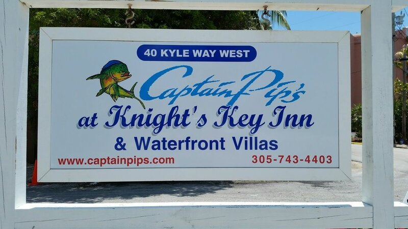 Captain Pip's at Knight's Key Inn