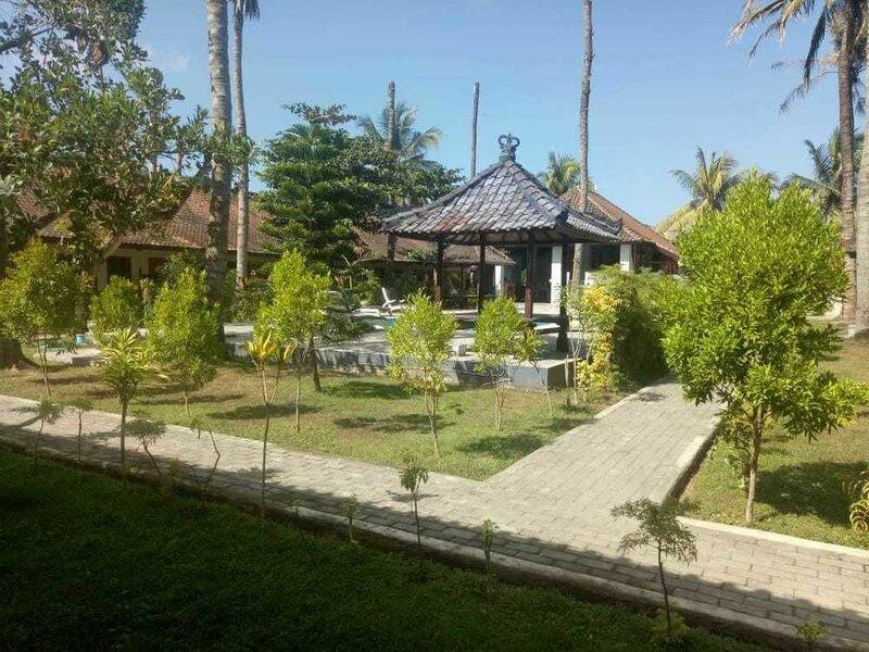 Purnama Beach Hotel Lombok