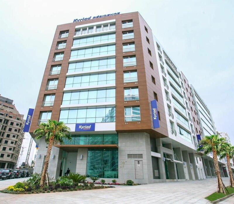 Kyriad Résidence Casablanca Centre Ville