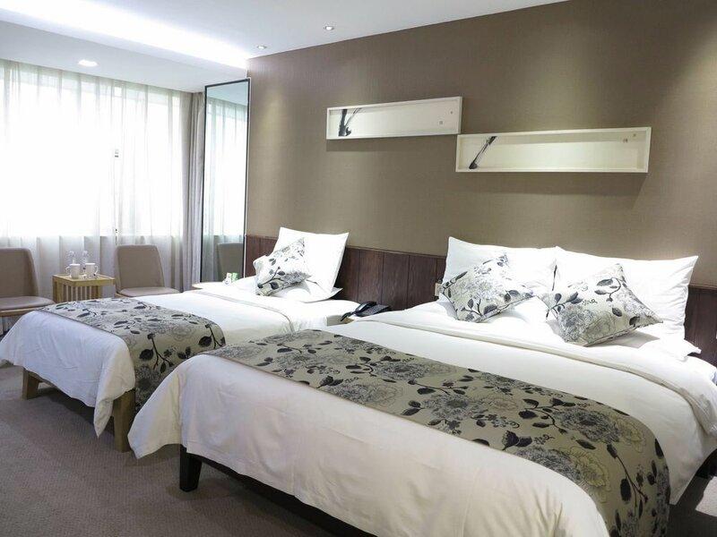Luoyang Dawei Jiuchao Hotel Xigong