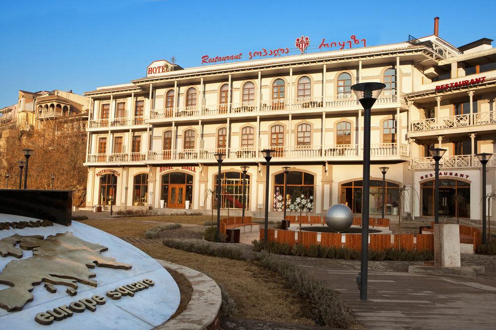 гостиница — Kopala Hotel — Тбилиси, фото №1