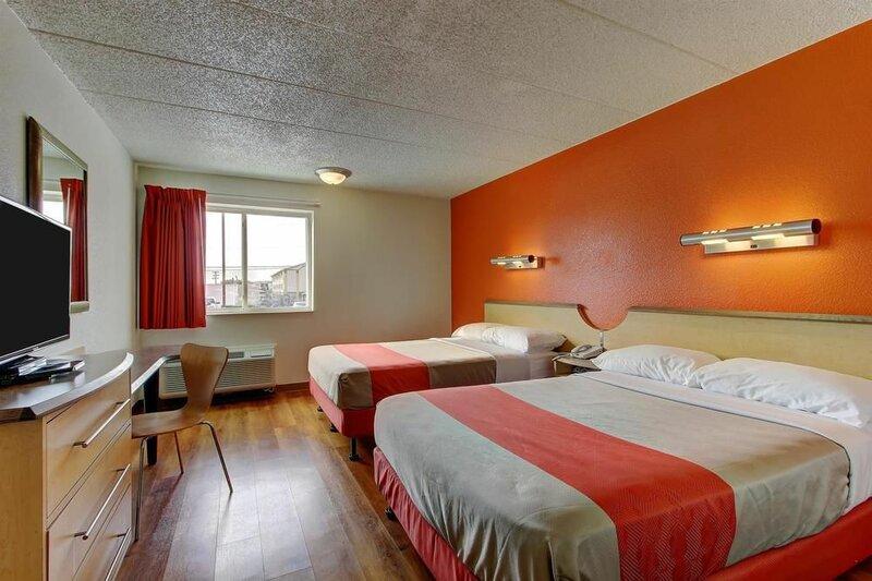 Motel 6 York, Pa - North