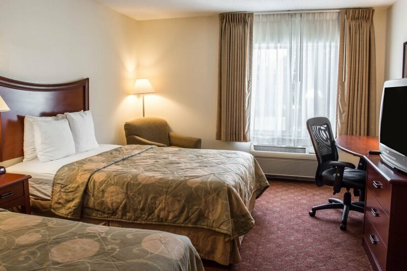 Sleep Inn And Suites Laurel